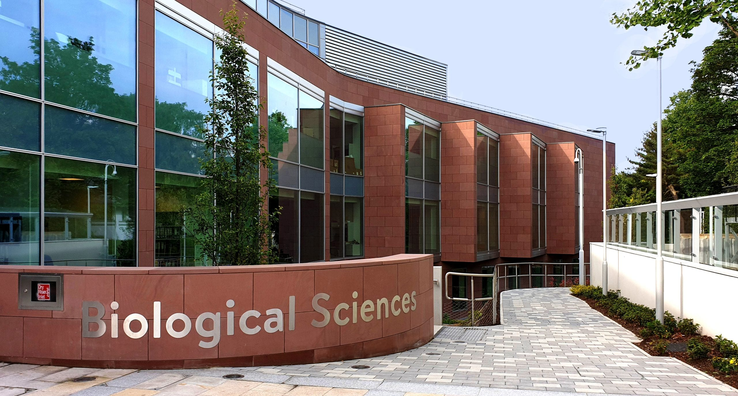 School of Biological Sciences, Queen's University Belfast Featured Image