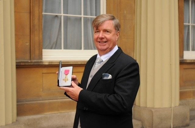 OBE For Former OHMG Ltd Managing Director Featured Image
