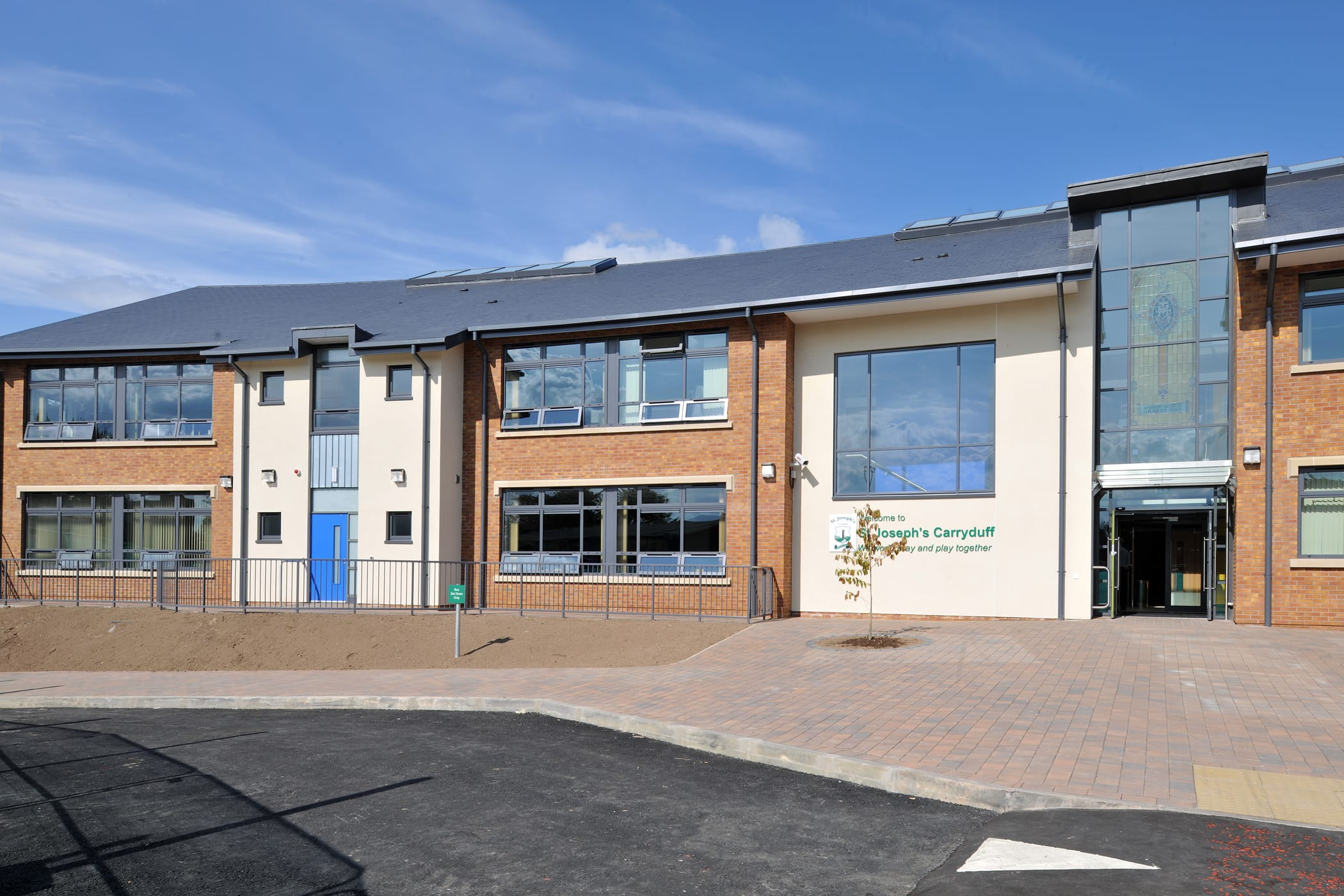 St Josephs Primary School, Carryduff Featured Image