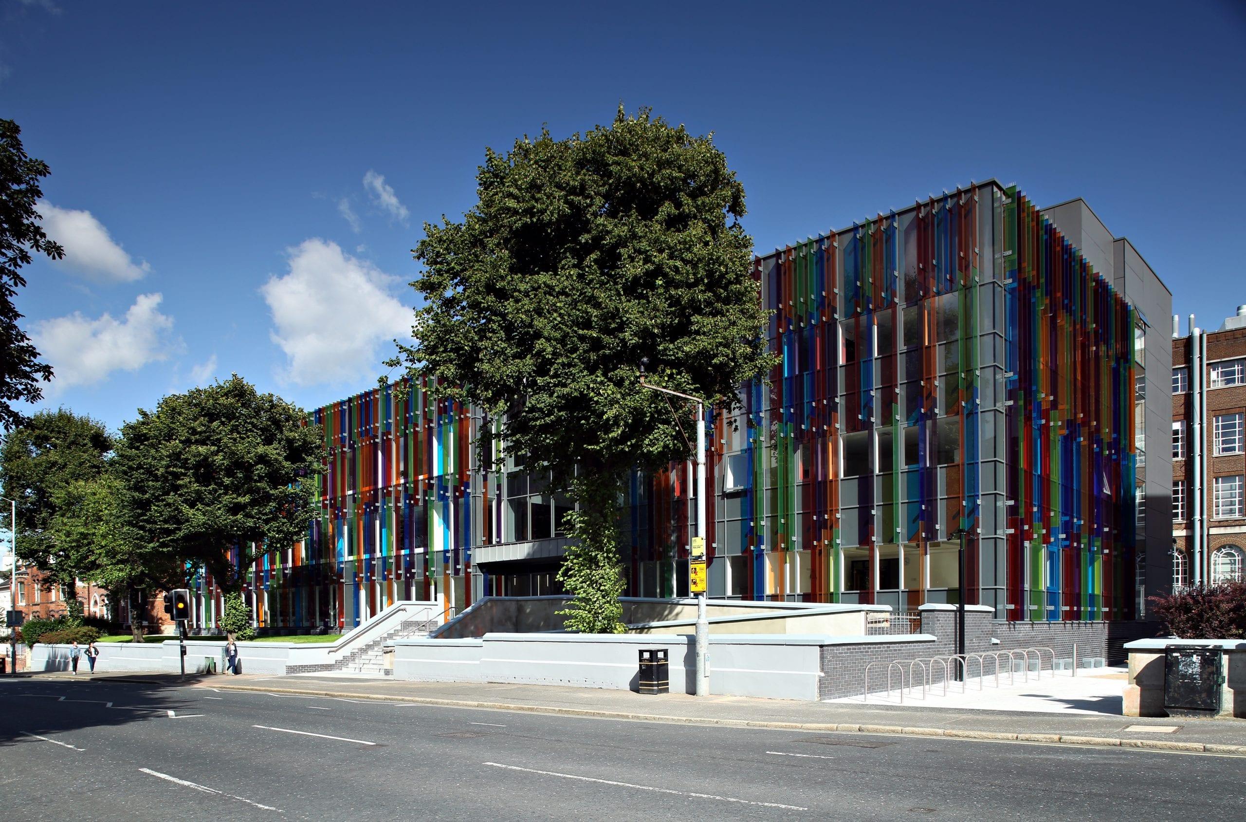 Bernard Crossland Building Featured Image
