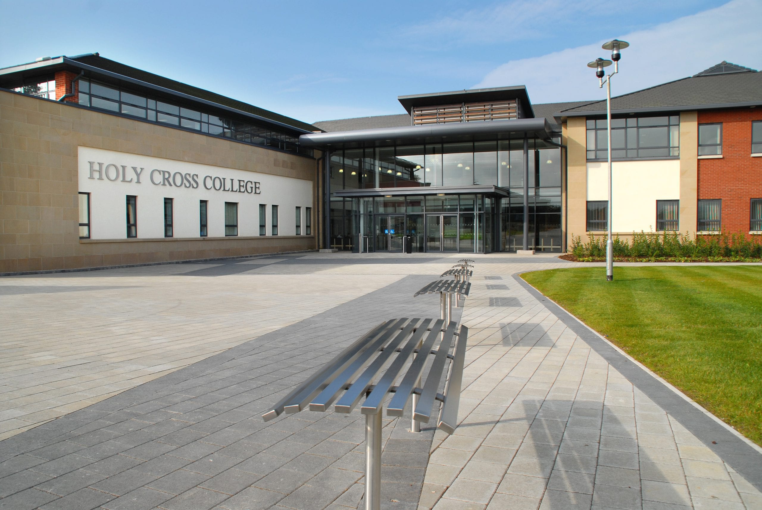 Holycross College Secondary School, Strabane Featured Image