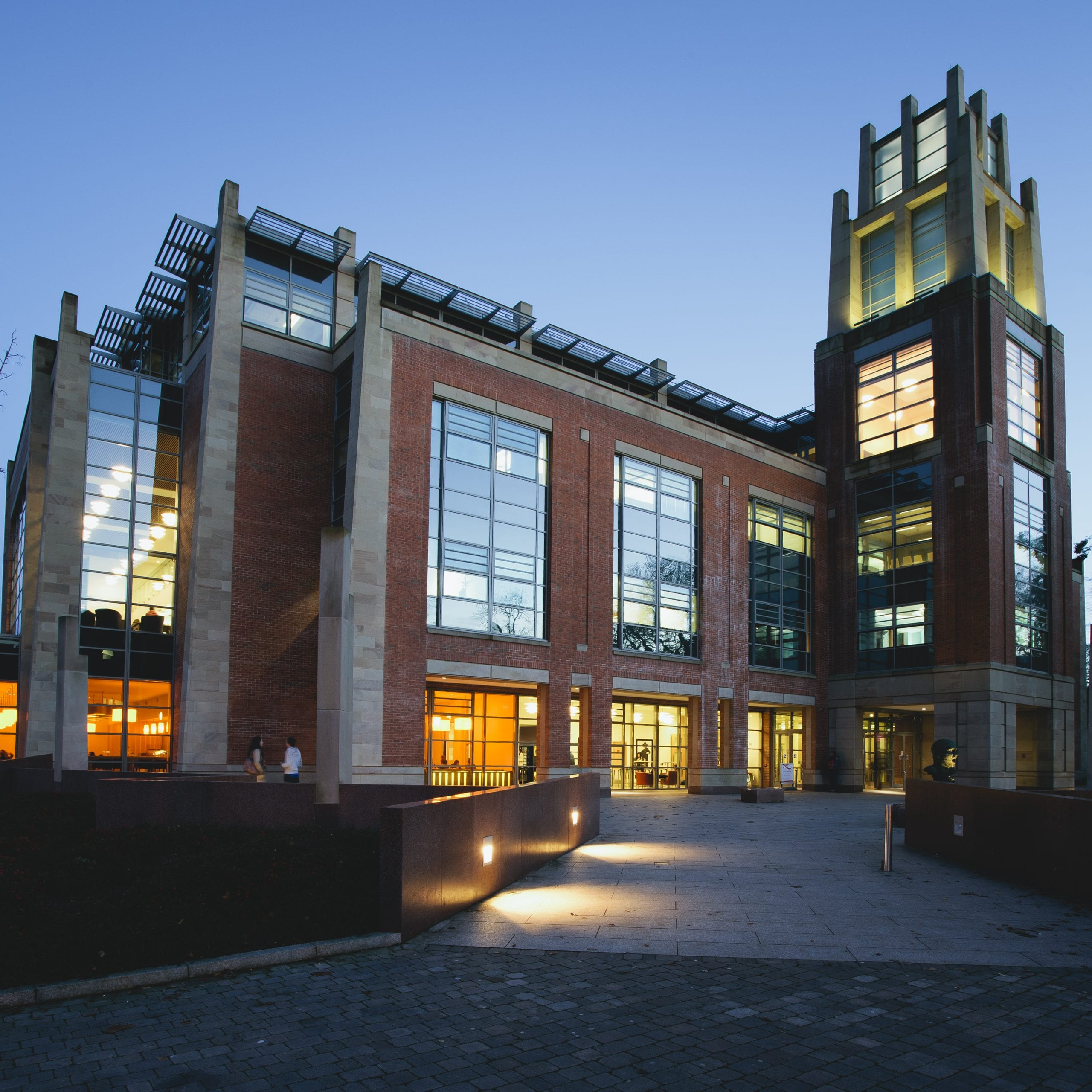 The McClay Library Featured Image